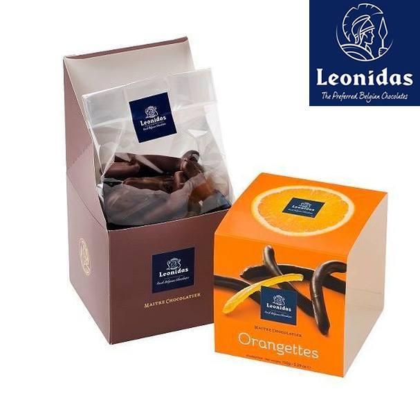 Orangettes  Leonidas